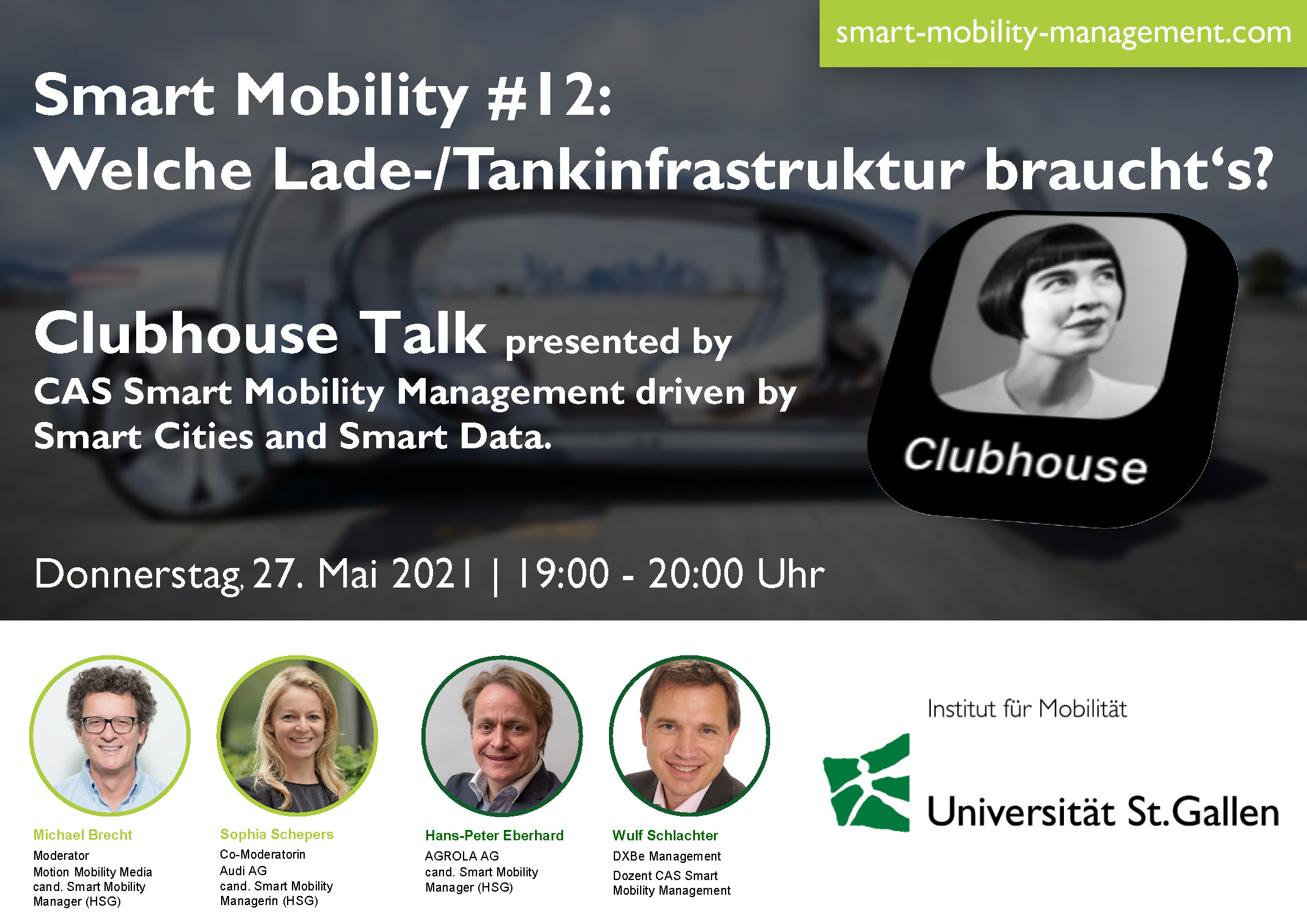 Smart Mobility #18: Wie gestaltet die Bahn Zukunftsmobilität?